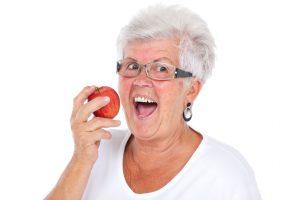 implant retained dentures in Arlington